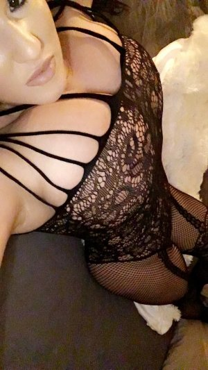 Emyline bbw escort girl in Avenel